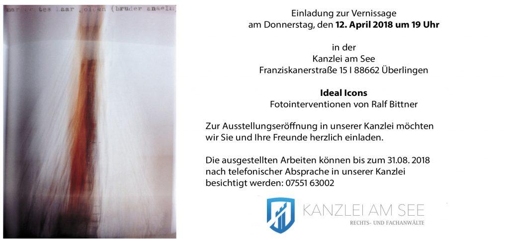 Ausstellung von Ralf Bittner